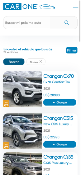 Car One Movil