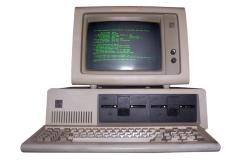 IBM PC de 1981