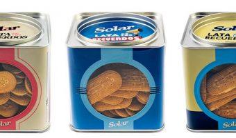 lata de recuerdo galletitas solar